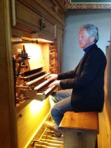 Dominique Chalmin Organiste Suppléant de la Cathédrale de Chambéry