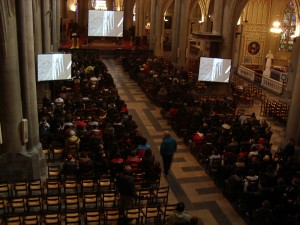 Les Auditions d'orgue a la cathedrale de Chambery