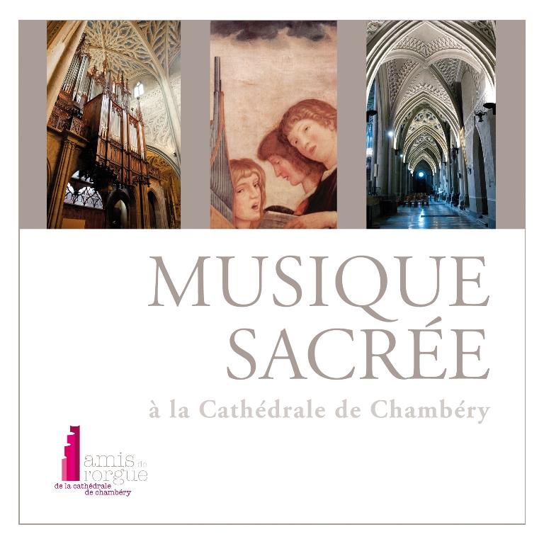 Le Cd des amis de l'orgue de la cathédrale de Chambéry