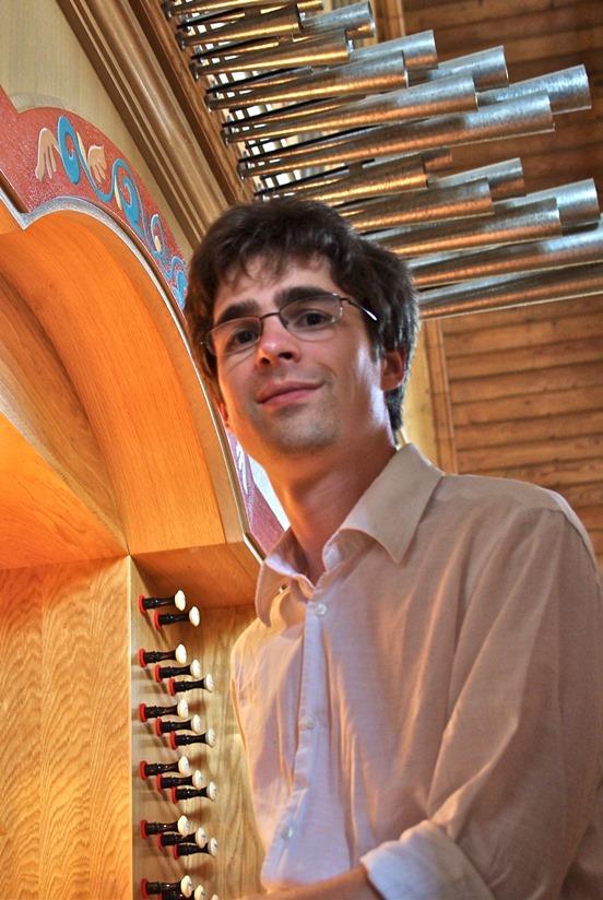 Ghislain Leroy Amis de l'ogue de la cathédrale de Chambéry