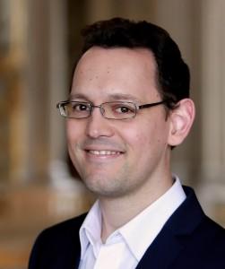 Jean Baptiste Robin, titulaire Chapelle Royale de Versailles