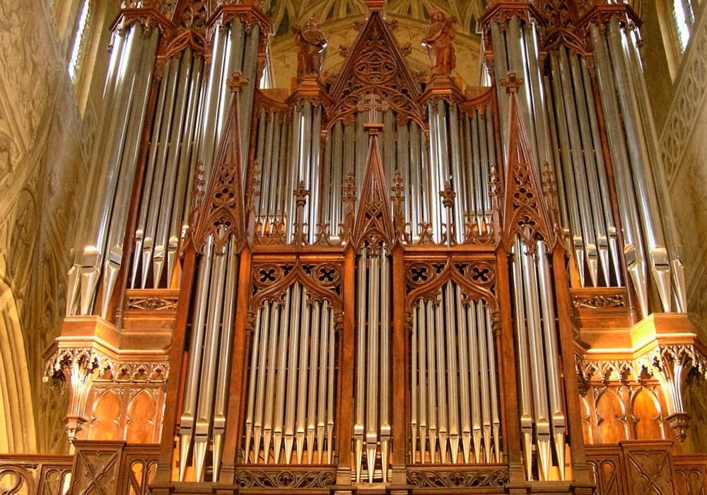 Les amis de l'orgue de la Cathédrale de Chambéry