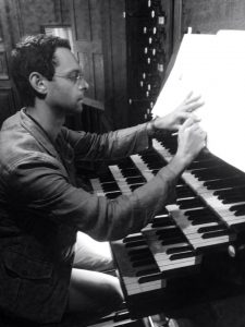 Benjamin_Alard amis de l'orgue Cathédrale de Chambéry